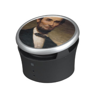 Abraham Lincoln by George H Story Bluetooth Speaker