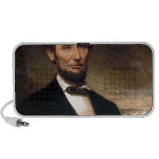 Abraham Lincoln by George H Story Mp3 Speaker