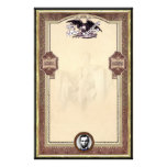 Abraham Lincoln Civil War Personal Stationery