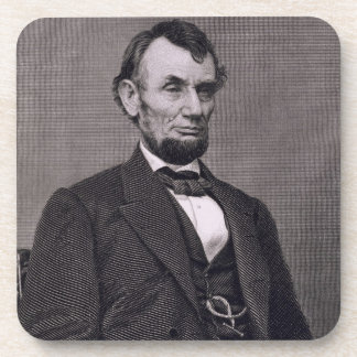 Abraham Lincoln, engraved from a photograph by Wil Coaster