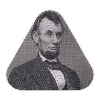 Abraham Lincoln, engraved from a photograph by Wil Bluetooth Speaker