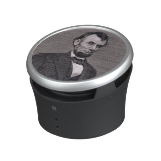 Abraham Lincoln, engraved from a photograph by Wil Speaker