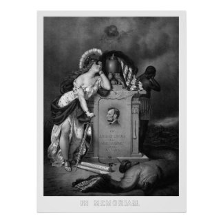 Abraham Lincoln -- In Memoriam Poster