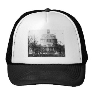 Abraham Lincoln Inaugural Address March 4 1861 Trucker Hat
