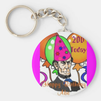 abraham lincoln key chains
