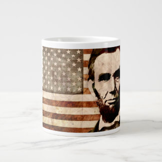 Abraham Lincoln Large Coffee Mug