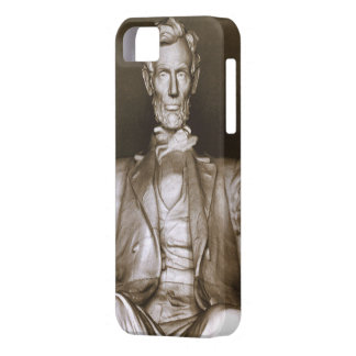 Abraham Lincoln Memorial iPhone 5 Case-Mate Barely There iPhone 5 Case