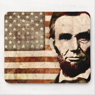 Abraham Lincoln Mouse Pads