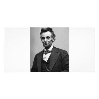 Abraham Lincoln Photo Card