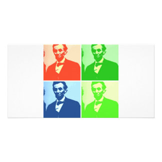 Abraham Lincoln Photo Cards