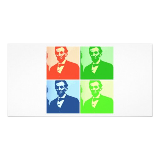 Abraham Lincoln Picture Card