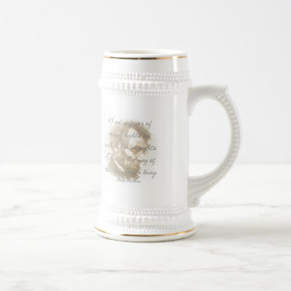 Abraham Lincoln Quote Beer Stein Beer Steins