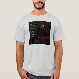 Abraham Lincoln Quote & Portrait T-Shirt