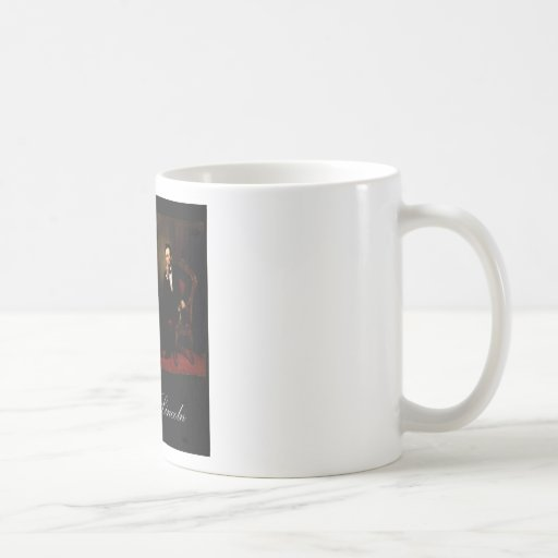 """Abraham Lincoln Quote """"Stand with anybody..."""" Mugs"""