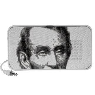 Abraham Lincoln PC Speakers