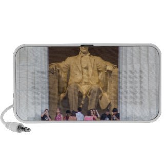 Abraham Lincoln Mini Speaker
