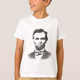 Abraham Lincoln Vintage Portrait T-Shirt