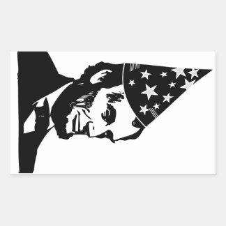 Abraham Lincoln's Birthday Stickers