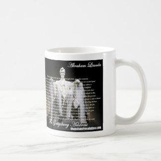 Abraham Lincoln's Gettysburg Address Mug