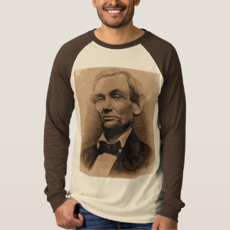 Abraham Lincoln's Marvelous Face T-shirt
