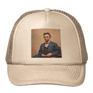 Abraham Lincolon Trucker Hat