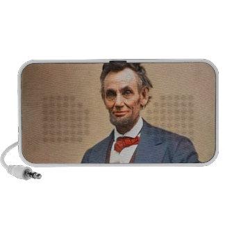 Abraham Lincolon Portable Speaker