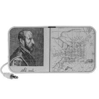 Abraham Ortel Oretelius iPhone Speaker
