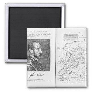 Abraham Ortel Oretelius Magnet