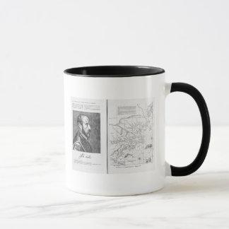 Abraham Ortel Oretelius Mug