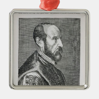 Abraham Ortelius Christmas Ornament