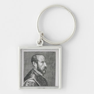 Abraham Ortelius Key Ring