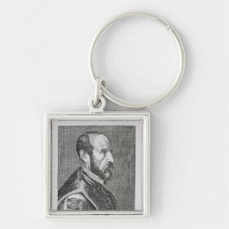 Abraham Ortelius Key Chains
