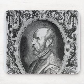 Abraham Ortelius Mouse Mat