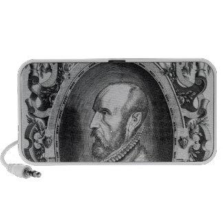 Abraham Ortelius iPod Speakers