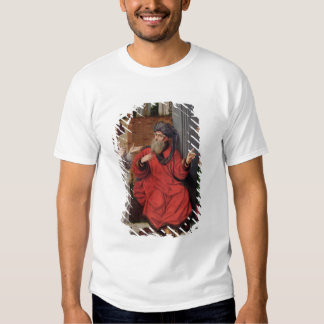 Abraham, Sara and an Angel, c.1520 Shirt