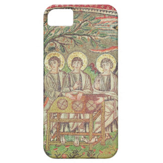 Abraham with the angels (mosaic) case for the iPhone 5