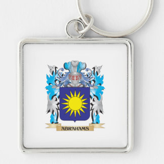 Abrahams Coat Of Arms Keychains
