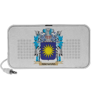 Abrahams Coat Of Arms Portable Speaker