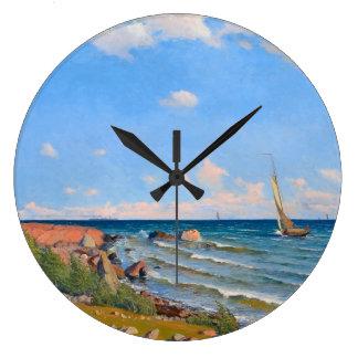 "Abrahamsson's ""Archipelago"" wall clock"