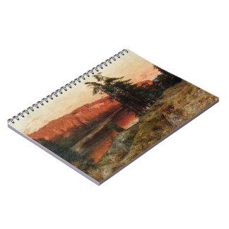 "Abrahamsson's ""Evening Sun"" notebook"