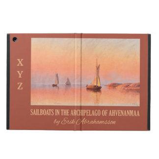 Abrahamsson's Sailboats custom cases iPad Air Cover