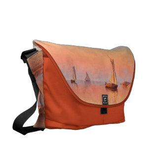 Abrahamsson's Sailboats messenger bag