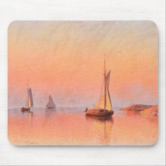 Abrahamsson's Sailboats mousepad