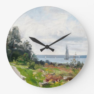 Abrahamsson's Sailboats wall clocks
