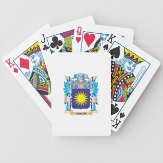 Abram Coat Of Arms Bicycle Card Decks