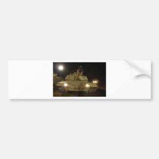 Abrams Bumper Stickers