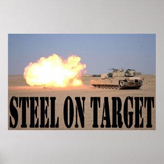 Abrams Tank Posters