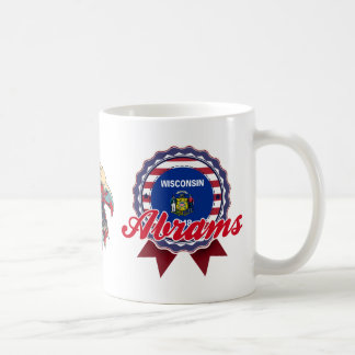 Abrams, WI Coffee Mugs