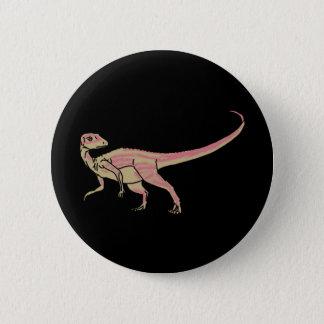 Abrictosaurus Jimmy 6 Cm Round Badge