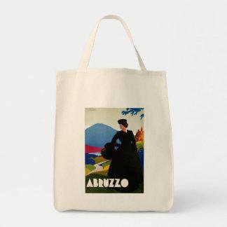 Abruzzo Grocery Tote Bag